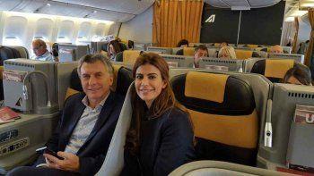 macri dijo que su hija antonia esta preocupada por el deficit de aerolineas