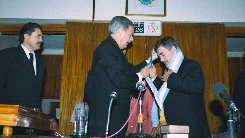 A 15 años del triunfo que llevó a Das Neves a la Gobernación