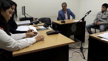 En la audiencia de ayer se resolvió que José Antonio Barrales continúe en prisión preventiva.