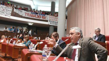 Los bloques de la oposición terminaron imponiendo su postura en la sesión de ayer.