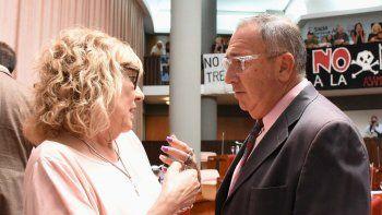 Roddy Ingram tildó de desestabilizadores a los diputados que aprobaron su desplazamiento como titular de la Legislatura.