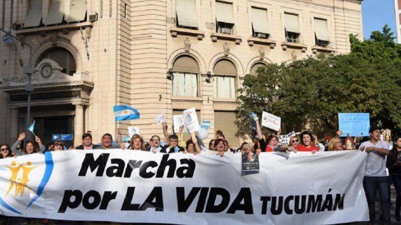 En Tucumán quieren prohibir el aborto en casos de violación