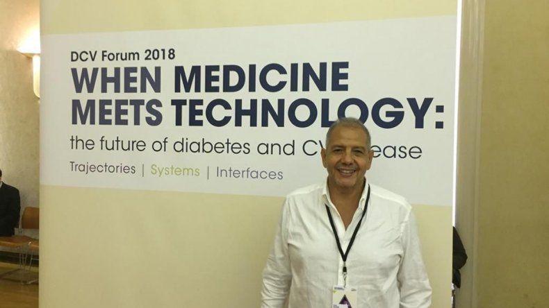 El Día Mundial de la Diabetes se conmemorará en Comodoro Rivadavia con controles de salud. El médico Omar Yacante atenderá de forma gratuita el miércoles en la Clínica Pueyrredón.