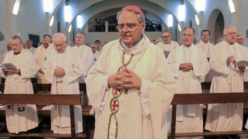 Monseñor Oscar Ojea llamó a los obispos de todo el país cuidar y defender la unidad.