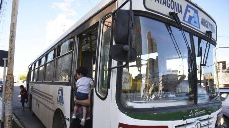 El municipio evalúa cómo continuar aplicando el subsidio al transporte  ante el recorte de fondos de Nación