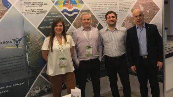 Una delegación del Instituto de Energía de Santa Cruz estuvo presente en el Congreso de Exploración y Desarrollo de Hidrocarburos celebrado en la capital mendocina.