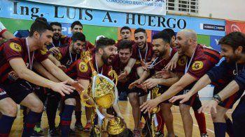 Estudiantil Porteño se consagró otra vez campeón sudamericano