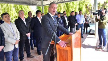 arcioni: algunos diputados perjudican a los chubutenses