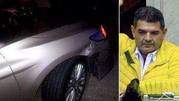 olmedo fue imputado por homicidio culposo por un accidente