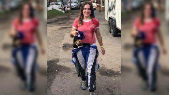 asesinaron a una joven piloto de karting en un asalto