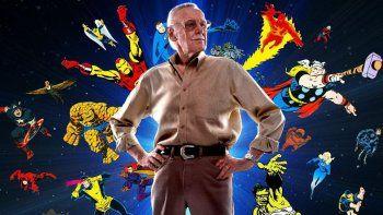 stan lee, creador del universo marvel, murio a los 95 anos
