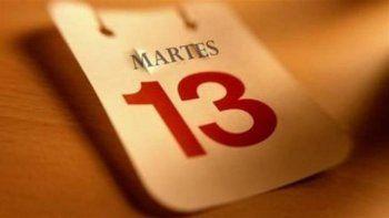 hoy es martes 13: ¿por que es el dia de la mala suerte?