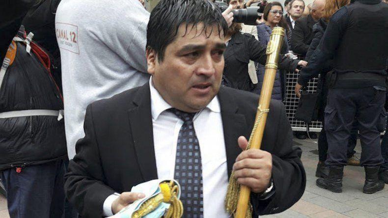 Chito Alarcón no pudo justificar la compra de terrenos e irá a juicio oral