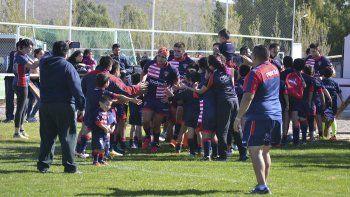 Merced a los resultados obtenidos a nivel local, el rugby disputó el Torneo del Interior C que llevó adelante la UAR.