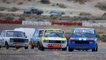Este fin de semana se correrá en Trelew la última fecha de la temporada tuerca del automovilismo provincial.
