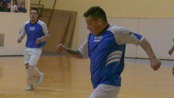 El fútbol de salón oficial continuó el fin de semana con una nueva fecha del torneo Clausura.
