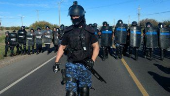 liberaron a los 18 trabajadores detenidos por incidentes en la ruta 7