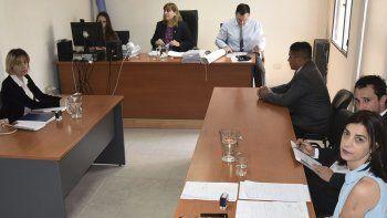 Ayer hubo otra audiencia testimonial en el Juzgado Federal de Caleta Olivia, en la cual prestó declaración el suboficial de la Armada Rodrigo Estup.