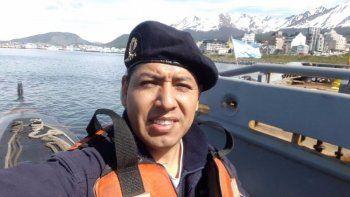un tripulante rionegrino advertia las fallas en el ara san juan