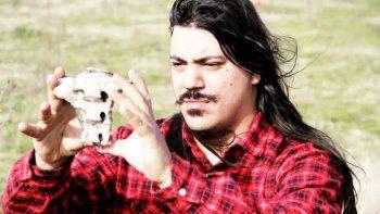 shaman herrera en comodoro: volver es cerrar un circulo