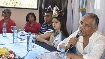 El presidente de la comisión de fomento, Jorge Soloaga, destacó la relevancia del festival de dos noches consecutivas.