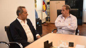 scioli: linares es un pilar fundamental para la provincia y la region