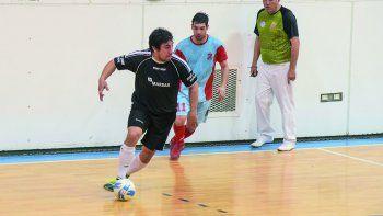 Tres días intensos tendrá este fin de semana largo el fútbol de salón de Comodoro Rivadavia.