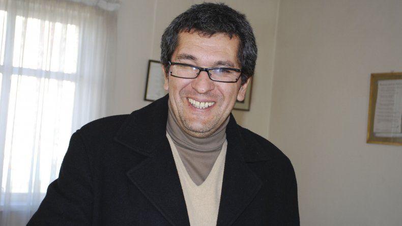Gastón Acevedo confirmó que  será candidato a la Intendencia