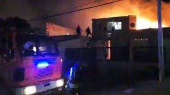 un joven de 31 anos murio en el incendio del barrio ceferino