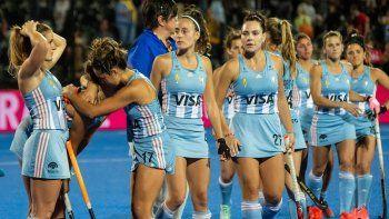 las leonas cayeron con australia en su debut por el champions trophy