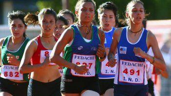 Evangelina Thomas obtuvo cinco títulos sudamericanos y participó en tres mundiales.