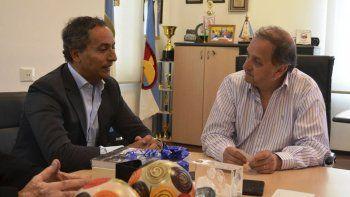 linares recibio al embajador de portugal