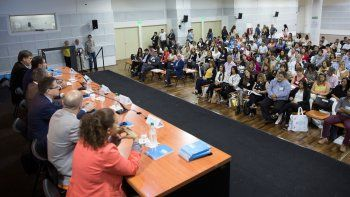 Madryn integra el programa Municipios en acción