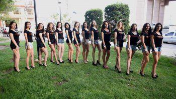 Son 14 las candidatas que buscan ser Reina del Petróleo