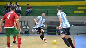 la seleccion argentina c-20 goleo en su debut