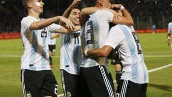 El seleccionado argentino cierra el año en Mendoza
