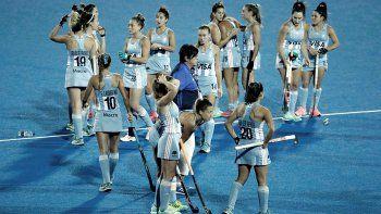argentina sumo su tercera derrota en el trofeo de campeones