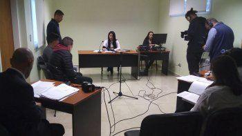 La audiencia de control de detención en la que le dictaron a C.T. dos meses de permanencia en el COSE.