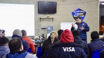 Juan Casajus llega nuevamente a Comodoro Rivadavia para dictar una nueva capacitación.