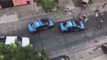 Tres detenidos por un enfrentamiento entre hinchas de All Boys y policías