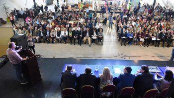 Con homenaje a los históricos se celebraron los 60 años del Concejo Deliberante