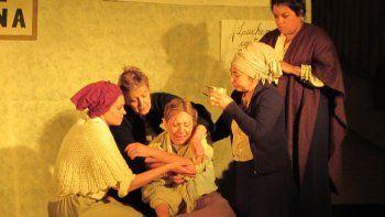 El grupo Joiuen vuelve a ofrecer una obra de teatro en la región. Será Las Obreras y se presentará hoy y mañana en Rada Tilly.