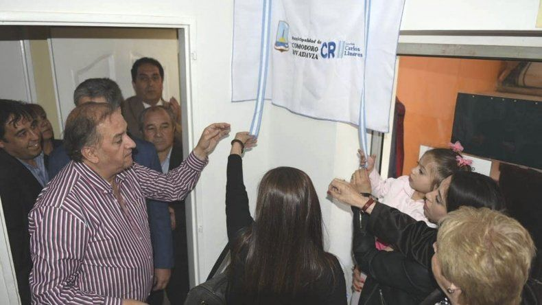 Defensa Civil recordó su día con un  homenaje a uno de sus primeros empleados