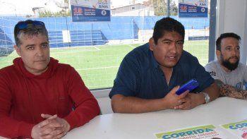 El Sindicato Petrolero anunció una corrida solidaria en Caleta