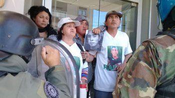 Detienen a familiares de Rafael Nahuel mientras se realizaba una marcha a un año de su asesinato