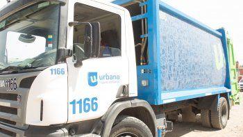 Suspendieron servicio de recolección por asamblea de Camioneros