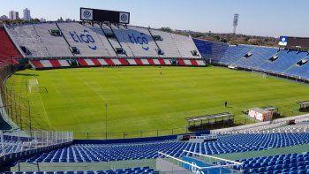 La final entre River y Boca podría jugarse en Asunción