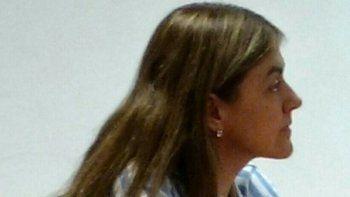 La funcionaria fiscal Marisol Sandoval pidió cuatro meses para investigar.