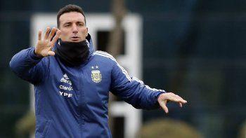 scaloni sera confirmado como entrenador de la seleccion
