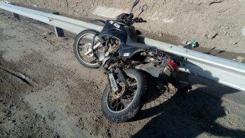 Murió el policía embestido por un automovilista